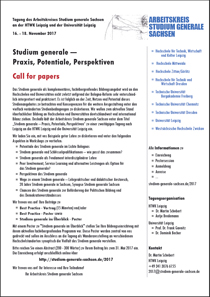 Miniatur Call for Papers